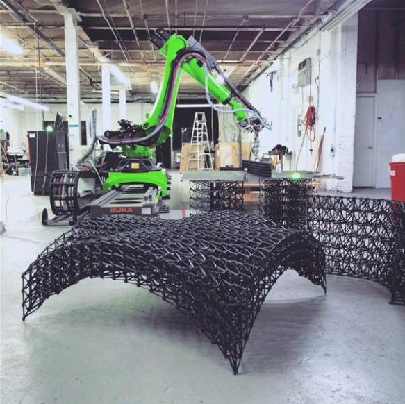 3d printing construction tech