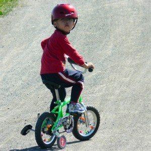 Kid's helmet
