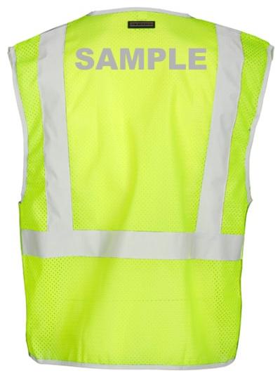 breakaway safety vest
