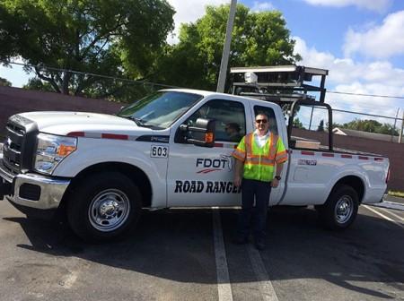 florida road rangers logo keeping florida traffic safe