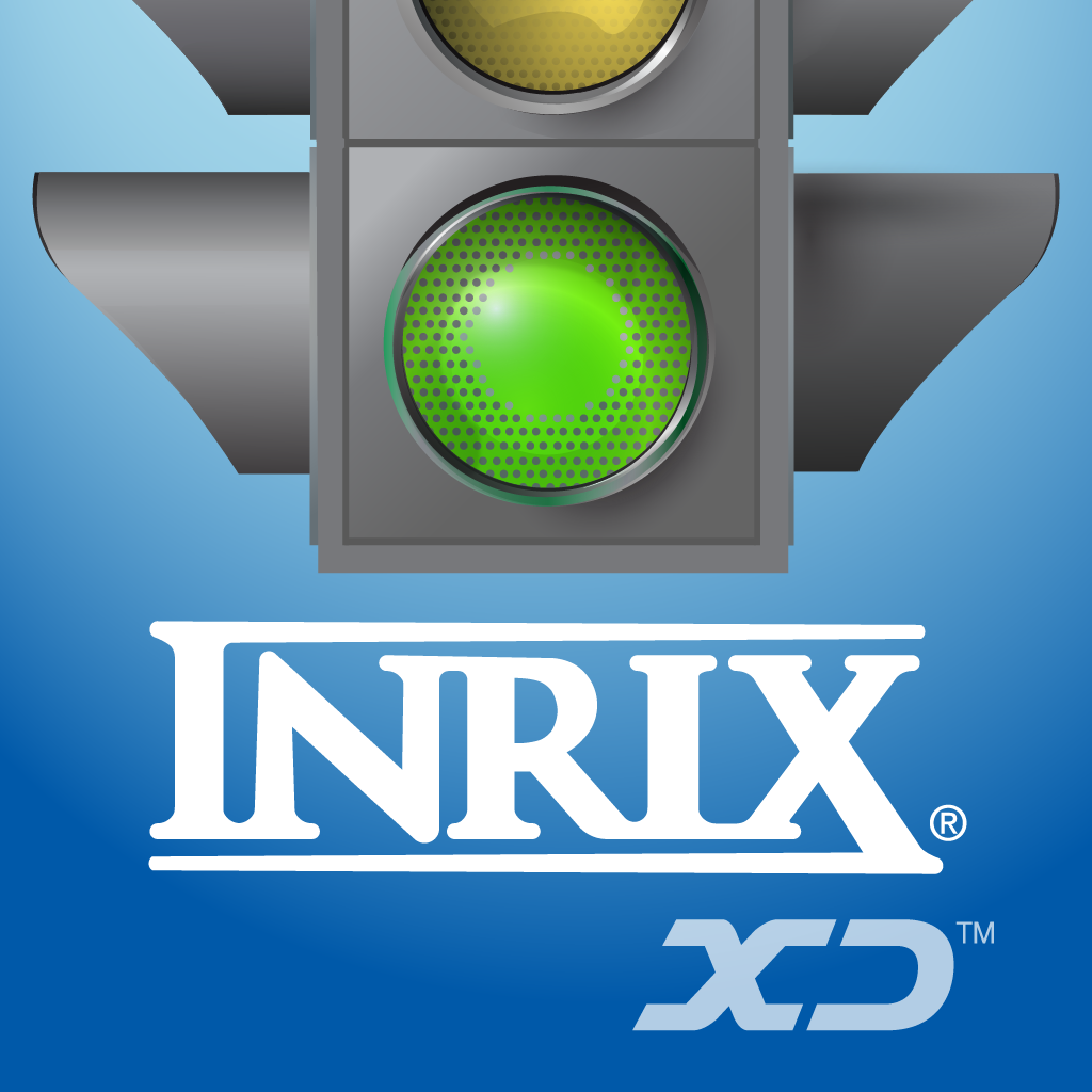 inrix traffic navigation apps