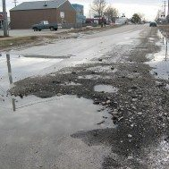 """Week in Traffic: Street fights, traffic monsters, and """"grand-canyon"""" potholes"""