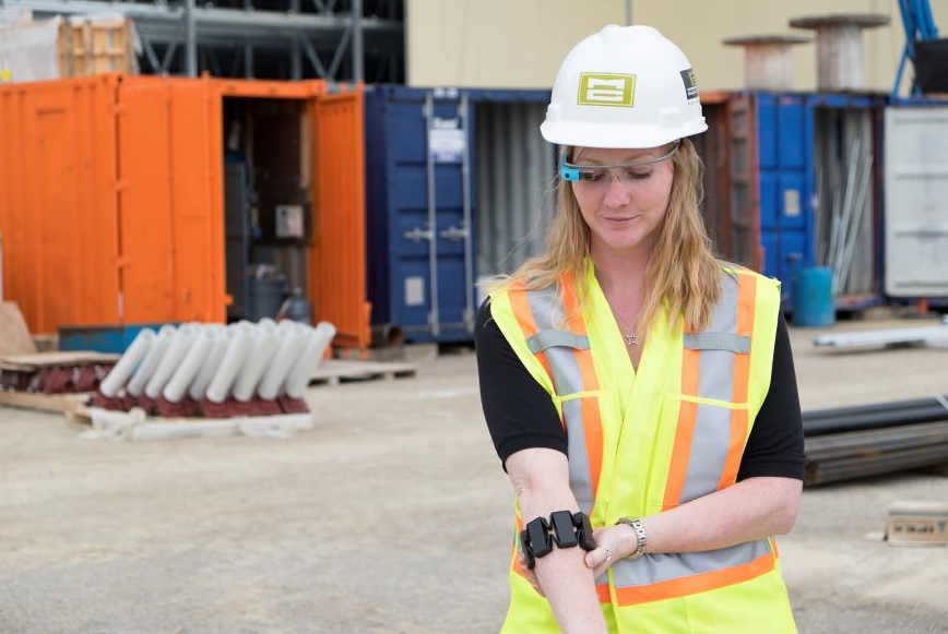 smart wearable construction technology us construction smart wearables