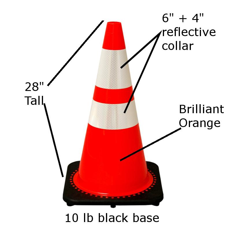 Traffic Cones Wholesale - Get Traffic Cones for Less