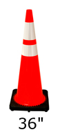 Shop 36-inch cone
