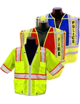 5-Point Breakaway Vests