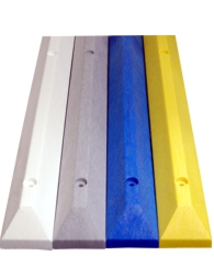 Heavy-Duty Solid Plastic Blocks