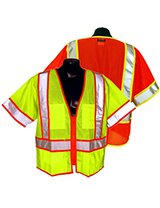 Ultra-Cool Class 3 Mesh Safety Vest
