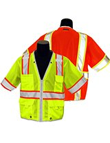 Brilliant Series Class 3 Safety Vest