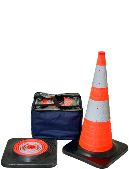 "30"" Heavy-Duty Pop Up Cones"