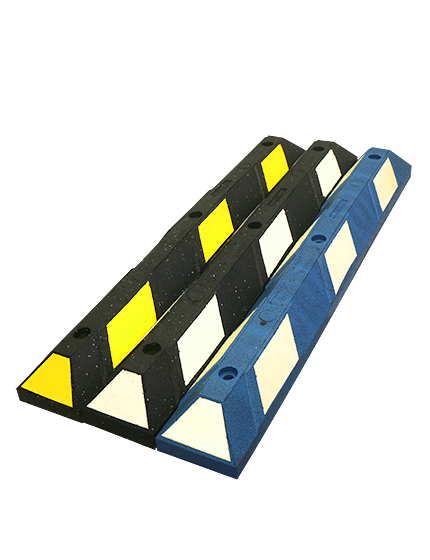 View Prices 4 Recycled Rubber Parking Block