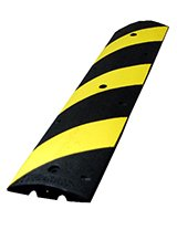 4' Heavy-Duty Rubber Speed Bump