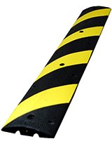 6' Heavy-Duty Rubber Speed Bump