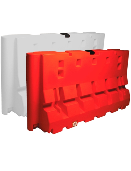 Construction safety barriers