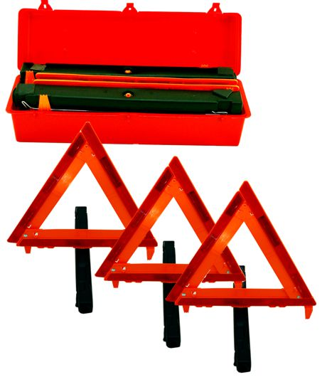 Triangle Reflector Warning Kit Traffic Safety Store