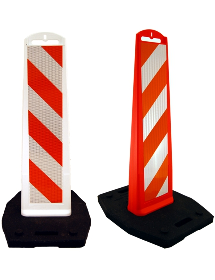 Folding Plastic Barricades Type I Ii Traffic Safety Store