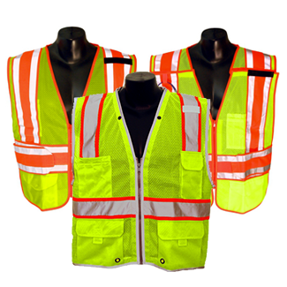 Class 2 Safety Vests
