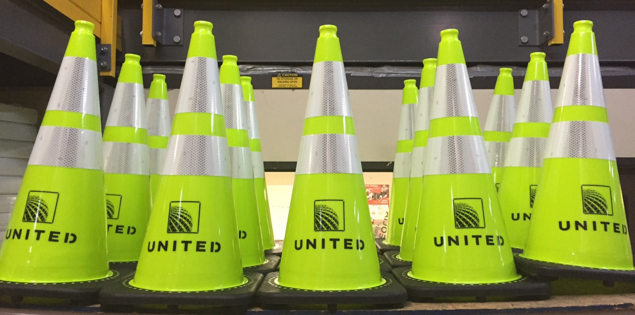 Custom Traffic Cones Your Custom Logo On Your Cone
